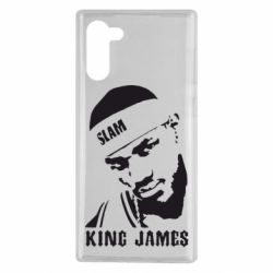Чохол для Samsung Note 10 King James