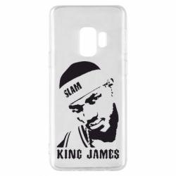 Чехол для Samsung S9 King James