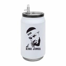 Термобанка 350ml King James