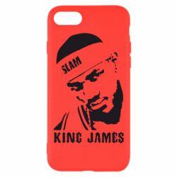 Чехол для iPhone 8 King James - FatLine