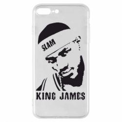 Чехол для iPhone 8 Plus King James - FatLine