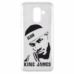 Чехол для Samsung A6+ 2018 King James - FatLine