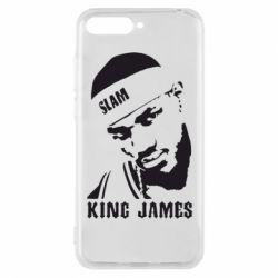Чехол для Huawei Y6 2018 King James - FatLine