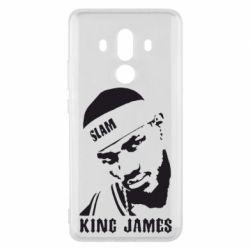 Чехол для Huawei Mate 10 Pro King James - FatLine