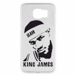 Чехол для Samsung S6 King James - FatLine
