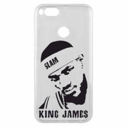 Чехол для Xiaomi Mi A1 King James - FatLine