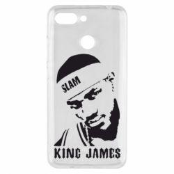 Чехол для Xiaomi Redmi 6 King James - FatLine