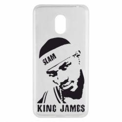 Чехол для Meizu M6 King James - FatLine