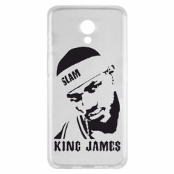 Чехол для Meizu M6s King James - FatLine