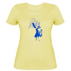 Жіноча футболка MJ King