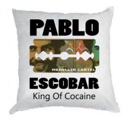 Подушка king of cocaine