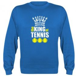 Реглан (свитшот) King of Tennis - FatLine
