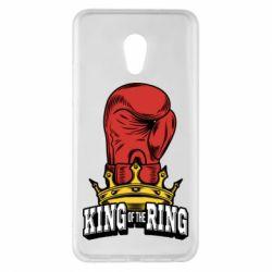 Чехол для Meizu Pro 6 Plus king of the Ring - FatLine