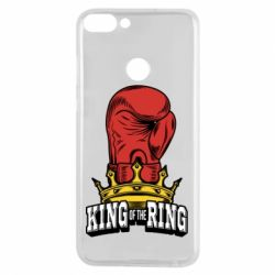 Чехол для Huawei P Smart king of the Ring - FatLine