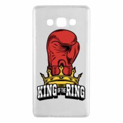 Чехол для Samsung A7 2015 king of the Ring - FatLine