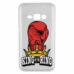 Чохол для Samsung J1 2016 king of the Ring