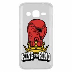 Чохол для Samsung J2 2015 king of the Ring