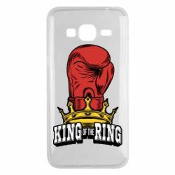 Чехол для Samsung J3 2016 king of the Ring - FatLine