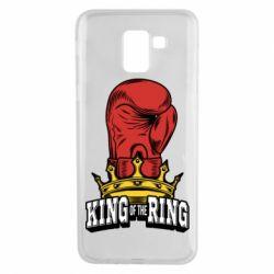 Чехол для Samsung J6 king of the Ring - FatLine