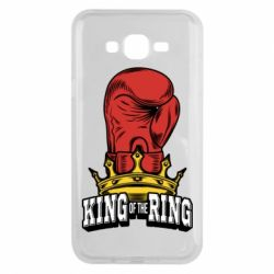 Чехол для Samsung J7 2015 king of the Ring - FatLine