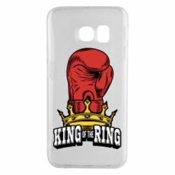 Чехол для Samsung S6 EDGE king of the Ring - FatLine