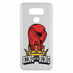 Чехол для LG G6 king of the Ring - FatLine