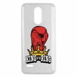 Чехол для LG K8 2017 king of the Ring - FatLine