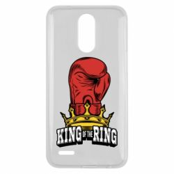 Чехол для LG K10 2017 king of the Ring - FatLine