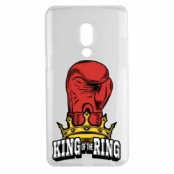Чехол для Meizu 15 Plus king of the Ring - FatLine