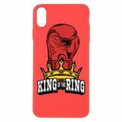 Чехол для iPhone Xs Max king of the Ring - FatLine