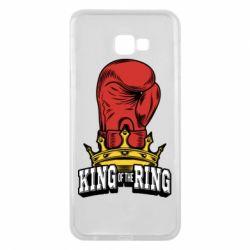 Чехол для Samsung J4 Plus 2018 king of the Ring - FatLine