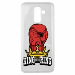 Чохол для Samsung J8 2018 king of the Ring