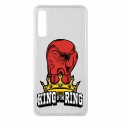 Чехол для Samsung A7 2018 king of the Ring - FatLine
