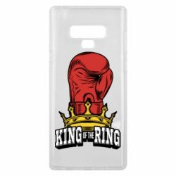 Чохол для Samsung Note 9 king of the Ring