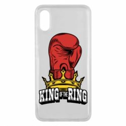Чехол для Xiaomi Mi8 Pro king of the Ring - FatLine