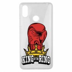 Чехол для Xiaomi Mi Max 3 king of the Ring - FatLine