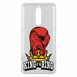 Чехол для Nokia 8 king of the Ring - FatLine