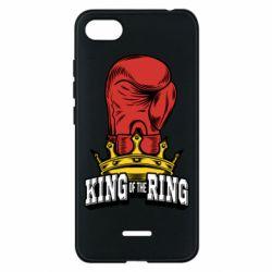 Чехол для Xiaomi Redmi 6A king of the Ring - FatLine