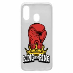 Чохол для Samsung A40 king of the Ring