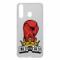 Чохол для Samsung A60 king of the Ring