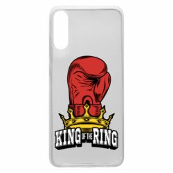 Чохол для Samsung A70 king of the Ring
