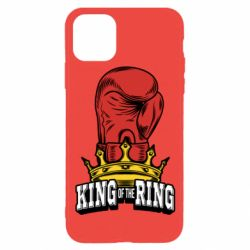Чохол для iPhone 11 Pro king of the Ring