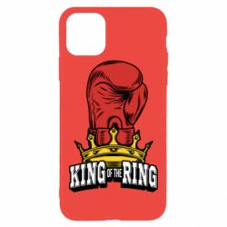 Чохол для iPhone 11 Pro Max king of the Ring