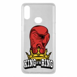 Чохол для Samsung A10s king of the Ring