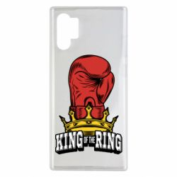 Чохол для Samsung Note 10 Plus king of the Ring