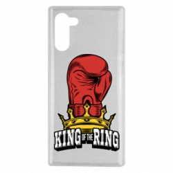 Чохол для Samsung Note 10 king of the Ring