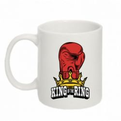 Кружка 320ml king of the Ring
