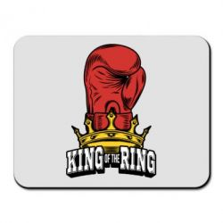 Килимок для миші king of the Ring