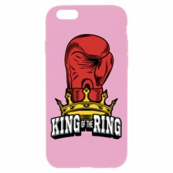 Чохол для iPhone 6/6S king of the Ring