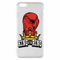 Чехол для iPhone 6 Plus/6S Plus king of the Ring - FatLine
